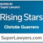 Christie Guerrero, SuperLawyers.com Rising Star
